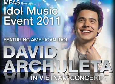 Danh sach doc gia nhan ve Idol Music Event hinh anh