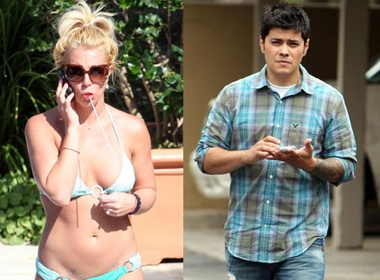 Britney Spears bi che luoi tam hinh anh