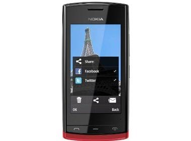 Smartphone 1GHz chay Symbian dau tien cua Nokia trinh lang hinh anh
