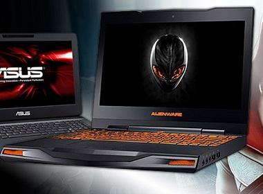 5 laptop 'dinh' cho game thu hinh anh