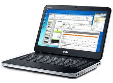 Dell Vostro 1450 - laptop cho nguoi moi khoi nghiep hinh anh