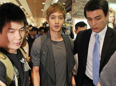 Kim Hyun Joong khien fan Viet phat cuong hinh anh