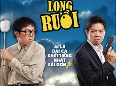 'Long Ruoi' day hai huoc va gay can hinh anh