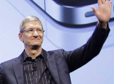 Chan dung Tim Cook - vi 'thuyen truong' moi cua Apple hinh anh
