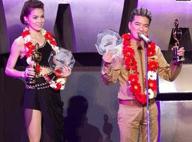 100 sao Viet hoi ngo tai Zing Party hinh anh