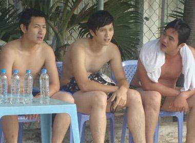 Dien vien 'Huong vi o mai' no dua o Phan Thiet hinh anh