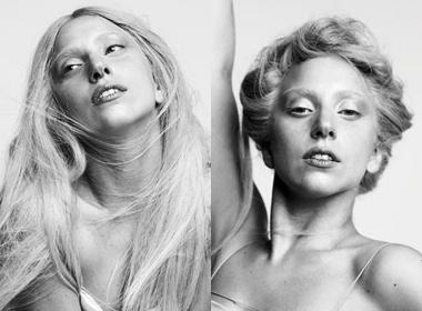 Lady Gaga mat moc cung gay soc hinh anh