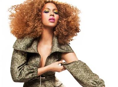 Beyonce lam nguoi mau... gia re hinh anh