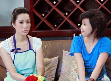 Trinh Kim Chi hai huoc khi 'chay tinh' hinh anh