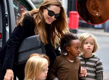 Be Zahara nha Jolie nuc no khi bam lo tai hinh anh