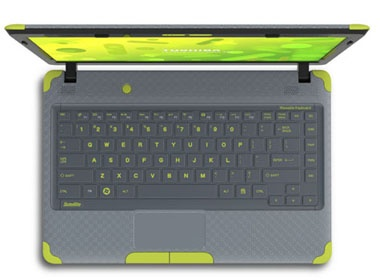 Laptop tien ich cho tre em tu Toshiba hinh anh