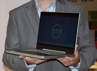 Doi thu cua MacBook Pro tu Dell sap duoc ban ra hinh anh