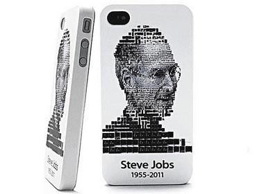 Vo case iPhone, iPad 'an theo' Steve Jobs hinh anh