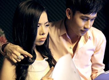 Duong Trieu Vu mang hit moi len san khau Mr Dam's Show hinh anh