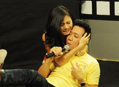 MC Tran Thanh hoa... but hinh anh