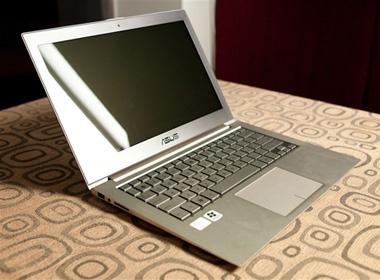 Ultrabook Asus Zenbook ve Viet Nam gia 27 trieu dong hinh anh