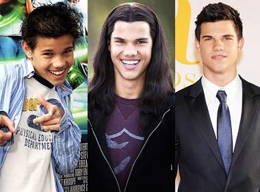 Taylor Lautner ngay cang dien trai hinh anh