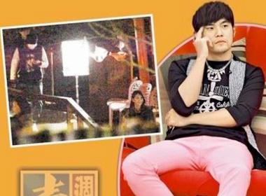 Chau Kiet Luan 'thach thuc' paparazzi hinh anh