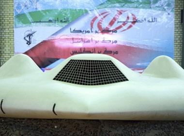 Iran sap hoan thanh viec lay du lieu tu may bay My hinh anh