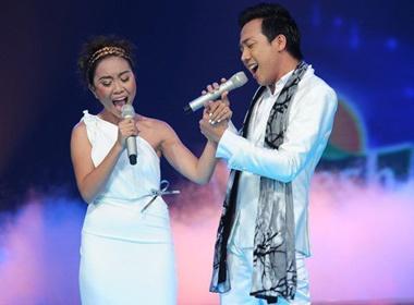 Doan Trang 'ru re' Tran Thanh ra Ha Noi hinh anh