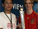 Torres cam on Liverpool hinh anh