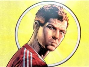 Gerrard len phim hinh anh