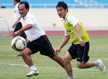 'The he vang' Viet Nam hoi ngo tren san tap hinh anh