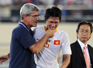 'U23 Viet Nam da bi ap luc qua lon' hinh anh