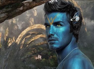 Fan tao hinh Beckham trong… Avatar hinh anh