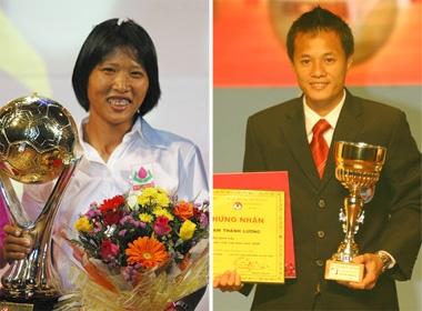 Thanh Luong va Kim Chi gianh QBV Viet Nam 2009 hinh anh