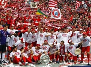 Bayern trong ngay vui dai thang o Bundesliga hinh anh