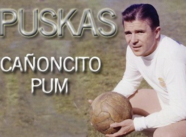 World Cup 1954: Ferenc Puskas - Thu linh ma thuat hinh anh