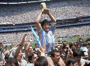 Mexico 1986: Vang danh 'quai kiet' Maradona hinh anh