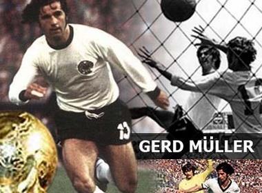World Cup 1970: Gerd Muller - Vua doi bom hinh anh