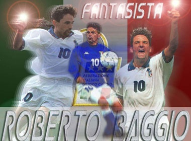 World Cup 1994: Not nhac buon cua Roberto Baggio hinh anh