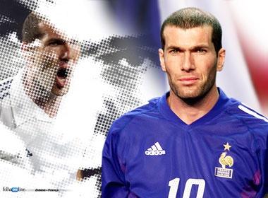 World Cup 1998: Chang hoi huyen thoai Zinedine Zidane hinh anh