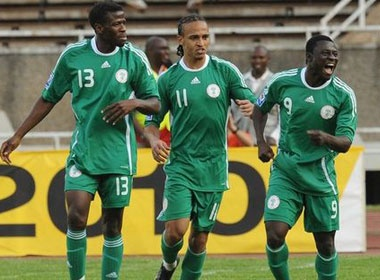 DT Nigeria bi nghi ban do tai World Cup 2010 hinh anh