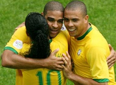 Pato tro lai voi DT Brazil hinh anh