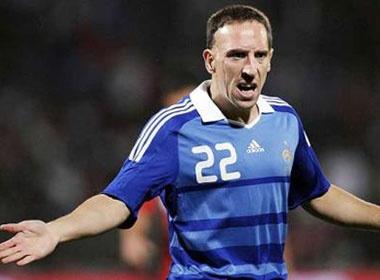 Franck Ribery tinh chuyen khang cao hinh anh