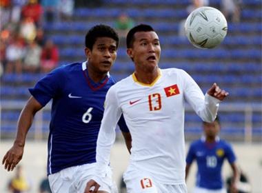 U23 Viet Nam truoc mon no SEA Games voi U23 Malaysia hinh anh