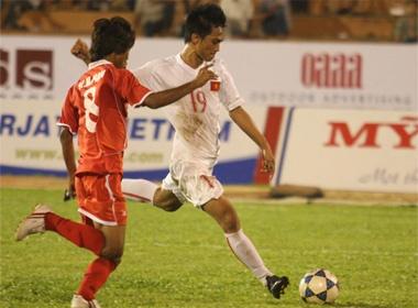 U21 Viet Nam dai thang truoc U21 Myanmar hinh anh