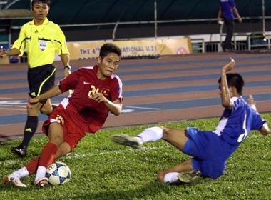 U19 Viet Nam nguoc dong truoc U21 Singapore hinh anh