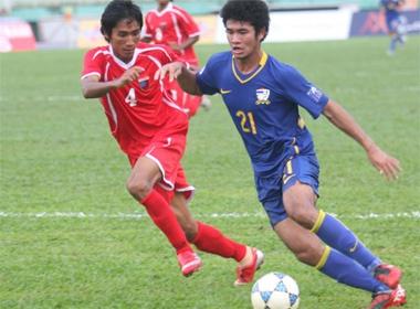 'U21 Thai Lan la ung vien hang dau' hinh anh