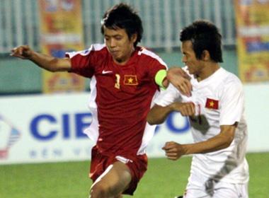 U19 Viet Nam thang thuyet phuc dan anh U21 hinh anh