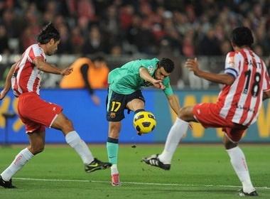 Barca cho Real o chung ket cup nha Vua? hinh anh
