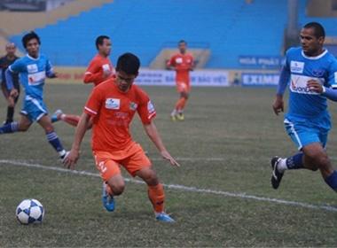 V.Ninh Binh 'bom tien' truoc tran tu ket Cup quoc gia hinh anh