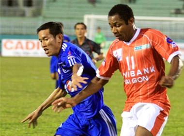 Binh Duong - Navibank SG: Dau nam ve ben cu hinh anh