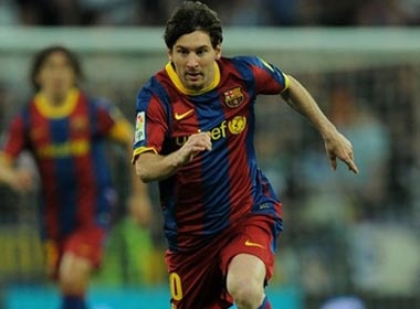 Barca cay nho 'duyen' cua Messi hinh anh
