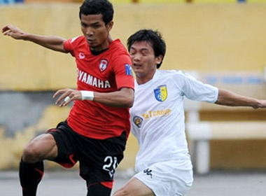 Ha Noi T&T som chia tay AFC Cup hinh anh
