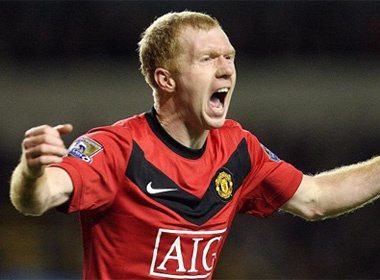 Paul Scholes - Mr. Perfect hinh anh